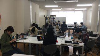 \2018_似顔絵授業風景1\