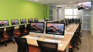 新しい教室ができました!!