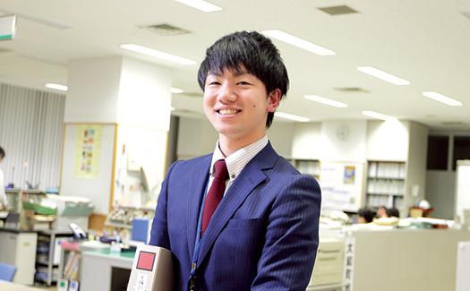 吉田 颯 さん
