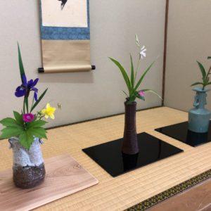 茶道から学ぶ日本古来の花の生け方