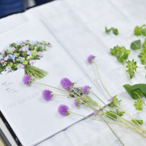 お花の検定試験、フラワーデザイナー資格検定試験(NFD)を11月に受験します!