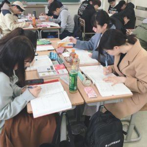 授業スタート!!!