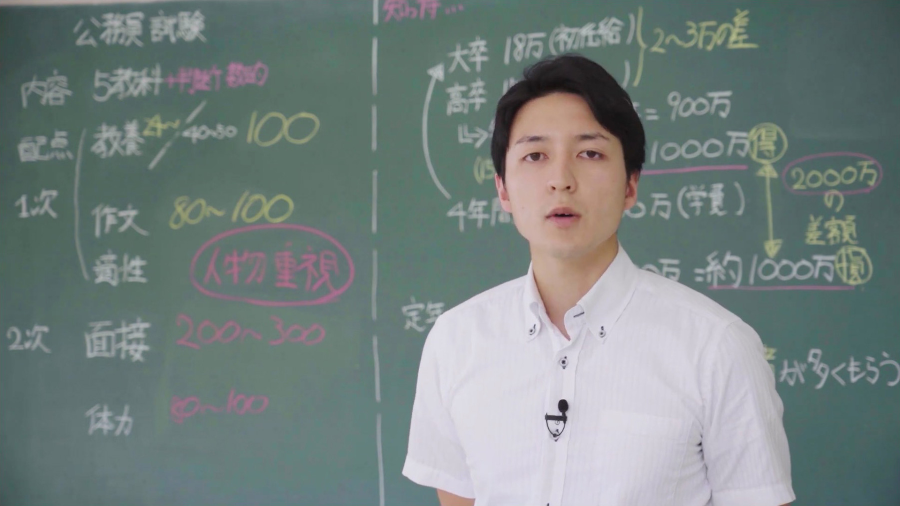 総合公務員科 - 仙台総合ビジネス公務員専門学校
