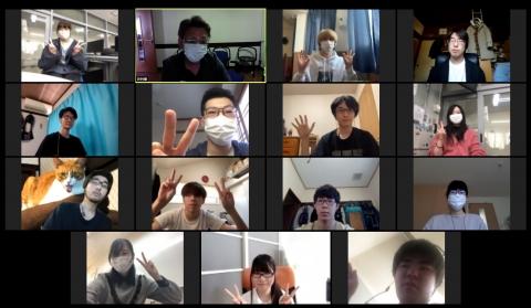 オンライン授業2CG