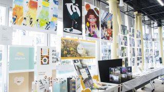 デザイン科作品展にご来場いただきありがとうございました!