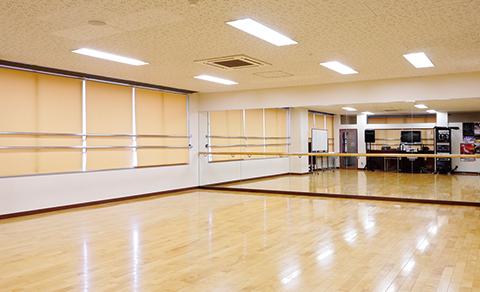 ダンススタジオB