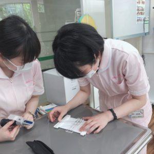 動物看護実習Ⅱ~血液検査~【後編】