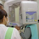 歯科衛生科3年生模擬患者実習