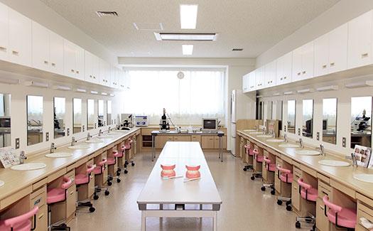 洗口演習室