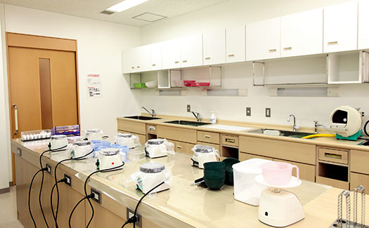 歯科準備室