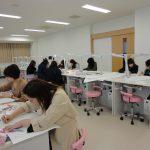 歯科衛生科2年生 保育園・幼稚園実習前準備