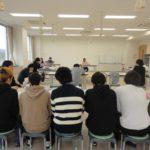 作業療法科3年生 臨床実習セミナー