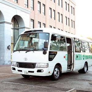 『未来のしごと体験プログラム2018』にご参加予定の皆様へ 送迎バスのご案内