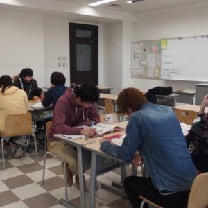 作業療法科2・3年生 専門基礎3科目模擬試験