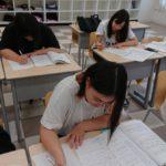 仙台保健福祉専門学校は今週から前期末テストが始まりました!
