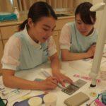 歯科衛生科3年生が歯科予防製品についての特別研修を行いました!
