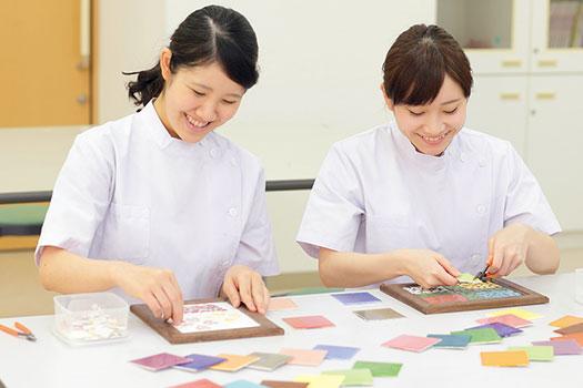 作業療法科 | 仙台保健福祉専門学校