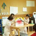 歯科衛生科2年生 幼稚園・保育園実習