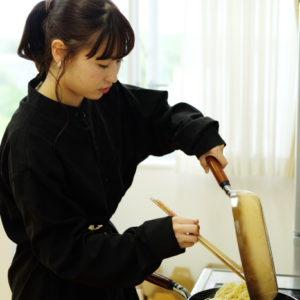 作業療法科の調理実習を通して焼きそばの作り方について語らせてほしい。