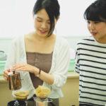 コーヒーのワークショップ開催しました。