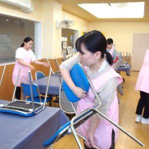 こども科は1年生のときから課外活動や実習が豊富なんです