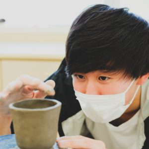 <レポート>陶芸教室開催しました。釉薬ムズカシイ(;´∀`)