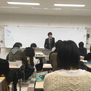 卒業生来たる!