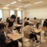 ドキドキの前期期末試験
