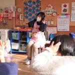 姉妹園での観察実習。コロナ禍に子どもと直接かかわることができる幸せをかみしめて。