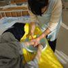 介護福祉科 手浴・足浴の介助