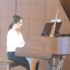 ピアノ発表会が行われました